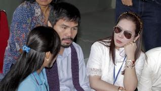Di Lapas Wirogunan, Mary Jane Titipkan Rindu lewat Pacquiao