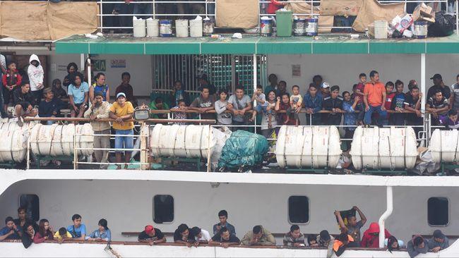 ASDP: 200 Ribu Pemudik Sudah Kembali Lewat Bakauheni