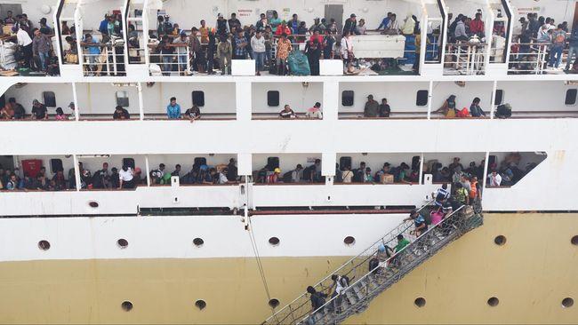 Hari Ini, Arus Balik di Pelabuhan Banyuwangi Masih Lancar