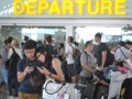 Erupsi Raung, Pemudik-Turis Asing Telantar di Bandara Soetta