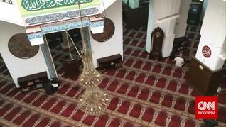 DMI Jakarta Kembali Serukan Peniadaan Salat Jumat di Masjid