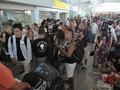 Bandara Ditutup, Kemhub Minta Penambahan Kereta dan Kapal