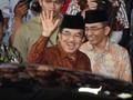 JK Tamu Terakhir di Kediaman Megawati