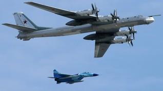 Rusia Klaim Lebih Unggul dari AS hingga Jet Tempur Iran Jatuh