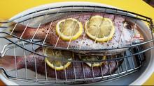 Makan Ikan Sekali dalam Sepekan Tekan Risiko Asma pada Anak
