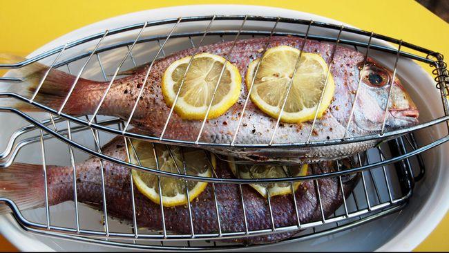 Studi: Makan Ikan 3 Kali Seminggu Kurangi Risiko Kanker Usus
