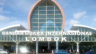 Jejak SBY di Bandara Lombok dan Polemik Prasasti Era Jokowi