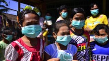 WHO Imbau Pemakaian Masker di Negara yang Sulit Cuci Tangan