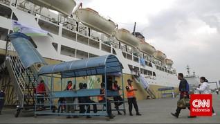 KM Lambelu Diizinkan Bersandar, 238 Orang Dikarantina Corona
