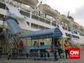 Pelabuhan Tanjung Priok Kedatangan 325 Penumpang