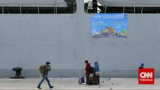 Pemudik Tuntut Upah Jalan Kaki ke Jakarta Lewat Pantura