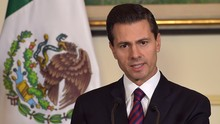 'Berdebat' dengan Trump, Presiden Meksiko Tunda Pergi Ke AS