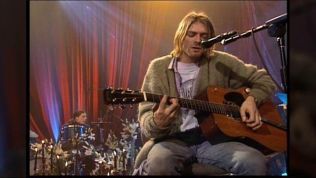 Billy Corgan Murka Ditanya Soal Teori Kematian Kurt Cobain
