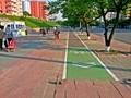 Pyongyang Buat Jalur Khusus Sepeda