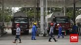 Pertamina baru saja meresmikan delapan proyek insfrastruktur elpijisenilai Rp 687 miliar untuk mengamankan pasokan ke masyarakat.