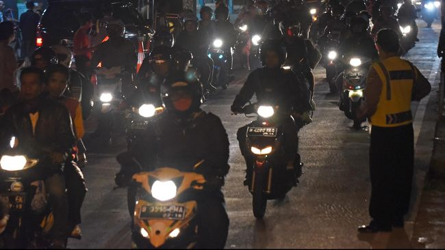Polri Imbau Masyarakat Mudik Tidak Pakai Sepeda Motor