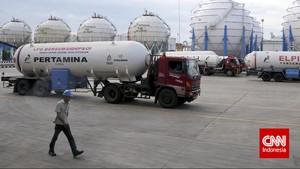 PGN Bakal 'Masuk' ke Pertamina Meski PP Belum Diteken