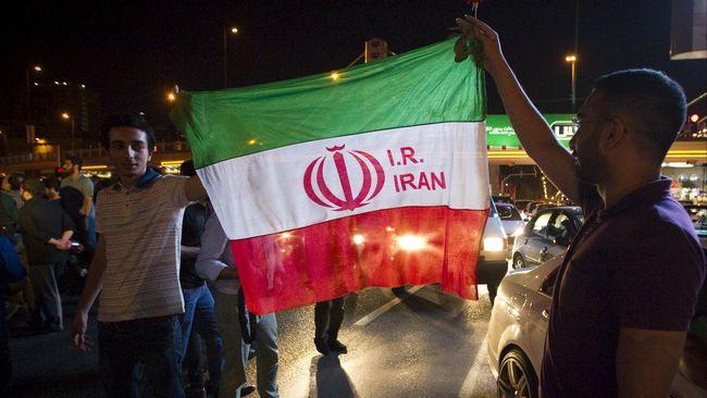 Iran Berhenti Jalankan Sebagian Kewajiban Pakta Nuklir