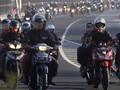 Pemerintah Kaji Larangan Mudik Bersepeda Motor