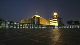 Quraish Shihab Jadi Khatib Salat Id di Masjid Istiqlal