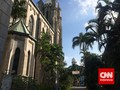 Sediakan Parkir Salat Id Istiqlal, Katedral Ubah Jadwal Misa