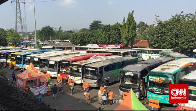 Terminal Diminta Beri Sopir Angkutan Lebaran Istirahat Cukup