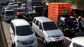 H+1 Lebaran Kemacetan Beralih ke Jalur Selatan dan Cikampek