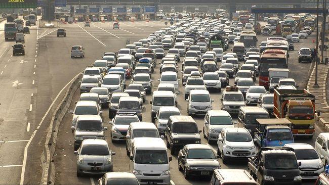 Kemenhub Bantah Kaji Larangan Kendaraan Jakarta Dipakai Mudik
