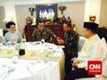 Panglima TNI Sambangi Open House Ketua MPR