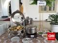 Gelar Open House, JK Suguhkan Aneka Makanan Nusantara