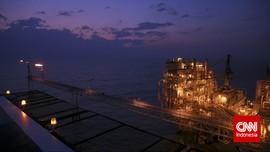 ESDM Alihkan Pasokan Gas dari Singapura ke RI pada 2023