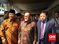 Prabowo: Ada Open House Tidak di Rumah Mega?