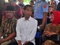 Jokowi Kenang Masa Kecil: Makan Satu Telur Dibagi Empat