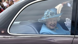 Aturan Melancong Sang Ratu Inggris