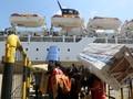 Penumpang Angkutan Laut Jelang Natal Capai 59 Ribu
