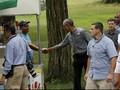 Saat Liburan pun Presiden AS Tetap Dijaga Ketat