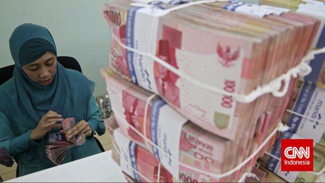 Giro Wajib Minimun Turun, Likuiditas Bank 'Tambah' Rp100 T