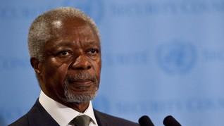 Eks Sekjen PBB Diklaim Siap Pimpin Reformasi FIFA