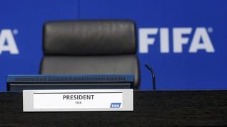 Pewaris Hyundai Calonkan Diri Jadi Presiden FIFA