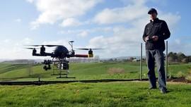 Drone Misterius Menabrak Kincir Raksasa di Seattle