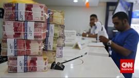 Penerimaan Negara Tahun Lalu Bertambah Rp4 Triliun