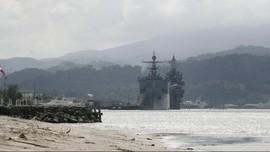 Filipina Protes Kapal China Terobos Pulau Sengketa