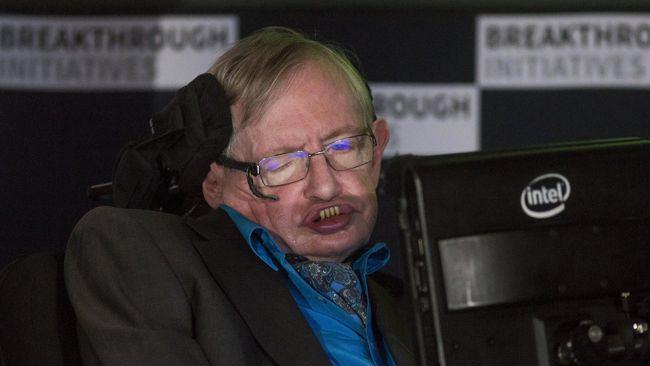Stephen Hawking dan Tiga Teori Kontroversial