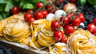 Meracik Pasta dengan Cara Nenek Moyang Italia