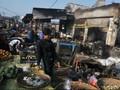 Pasar Gedebage Terbakar, Pedagang Rugi Puluhan Juta
