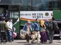 Jumlah Penumpang Bus Lebaran Diprediksi Berkurang