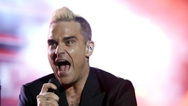 Robbie Williams Akui Alami Masalah Mental
