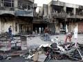 Ledakan Bom di Baghdad, 60 Orang Tewas