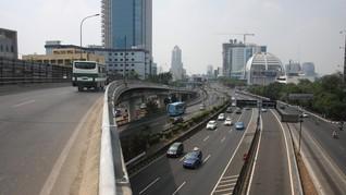 Imbas Darurat Corona, Kualitas Udara di Jakarta Membaik