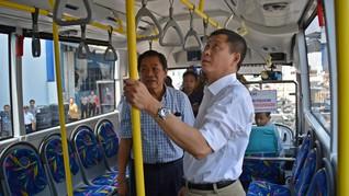 Pemerintah Uji Skema Transportasi Massal di 6 Kota Pada 2020